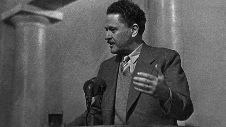 הסופר הטורקי והקומוניסט זקוף הקומה ; נאזים חכמת מת ב-3 ביוני 1963