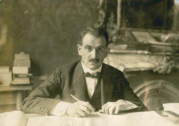 """אוטו באואר מת ב-5 ביולי 1938 בפריז ; אבי המרקסיזם האוסטרי ומראשי המפלגה הס""""ד האוסטרית"""
