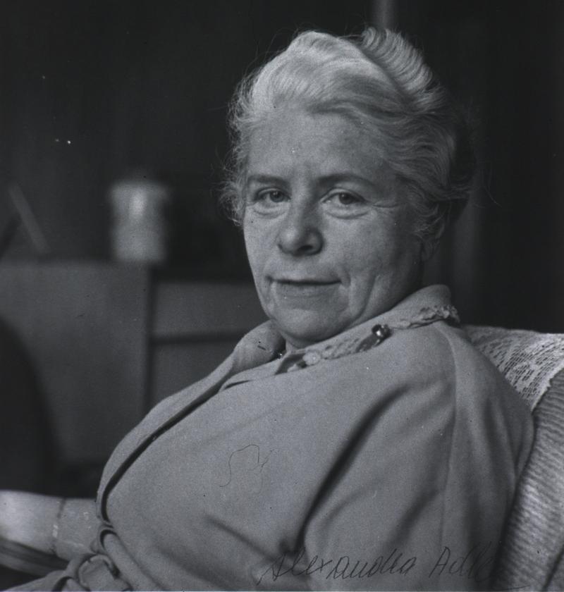 קורבן של גל רציחות סטאלניסטי ; הקומוניסטית – האוסטרית ולנטינה אדלר נרצחה בגולאג ב-6 ביולי 1942