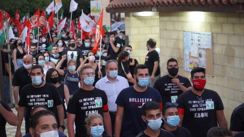 הפרת הסטטוס-קוו בקפריסין: נשיא תורכיה ארדואן רוצה את חלוקת האי