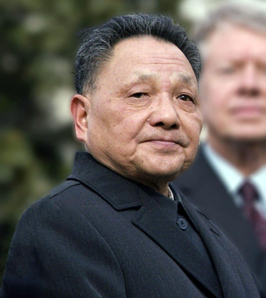 """דנג שיאו פינג מראשי הנהגת המ""""ק הסינית וממחוללי הרפורמציה הכלכלית בסין ; מת ב-22 באוגוסט 1997"""