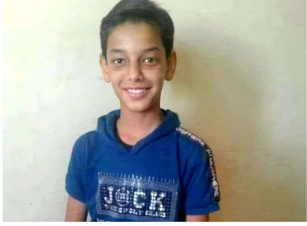 """נפטר ילד פלסטיני בן 12 שנפצע לפני שבוע בגבול הרצועה מירי צלפי צה""""ל"""