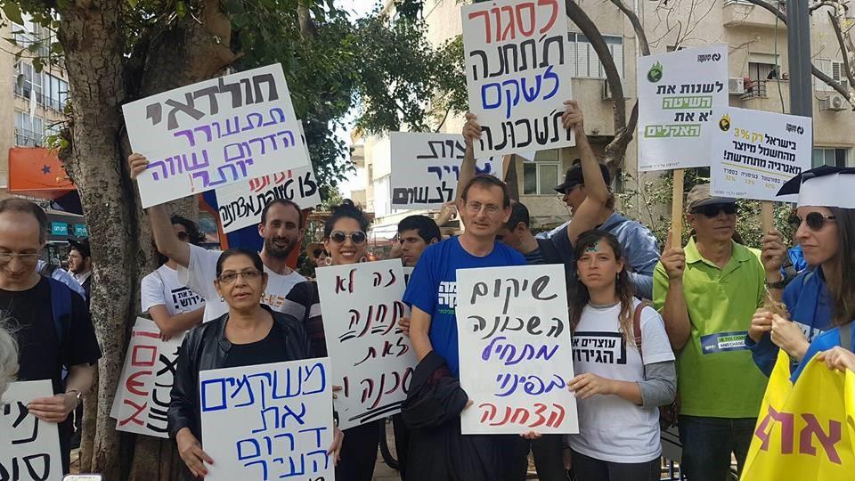 המאבק לסגירת התחנה המרכזית: מפגש פעילים בדרום תל-אביב