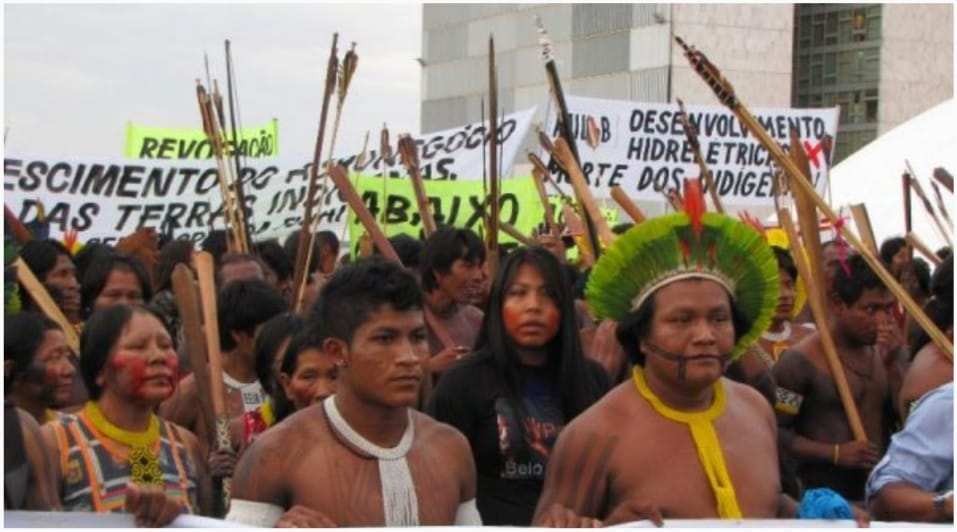 ב-13 בספטמבר 2007 עצרת האומות המאוחדת אימצה הצהרה על זכויתיהם של העמים הילידים ברוב של 144 מדינות