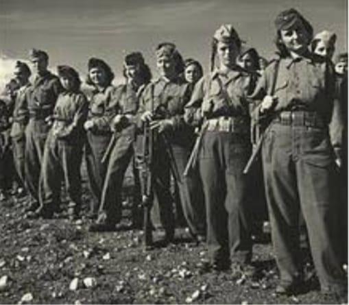 ב-27 בספטמבר 1941 קמה חזית השחרור הלאומית היוונית לשחרור יוון שהייתה תחת כיבוש זר