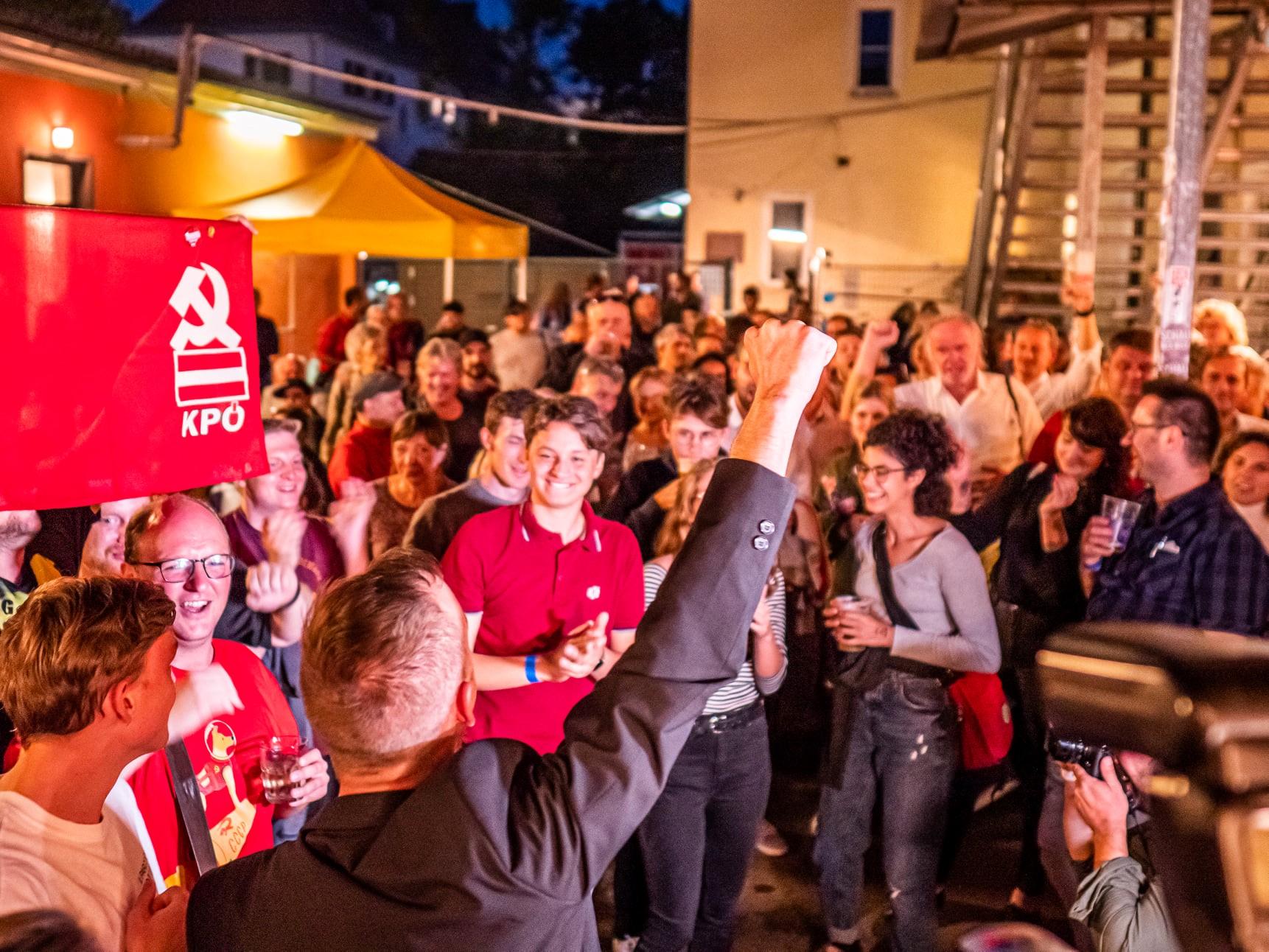 על שורשים חברתיים ושינוי פוליטי: הקומוניסטים בראשות העיר גראץ באוסטריה