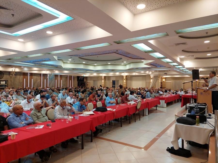 ועידת המפלגה הקומוניסטית ה-28 ננעלה אמש בשפרעם בתום יומיים של דיונים
