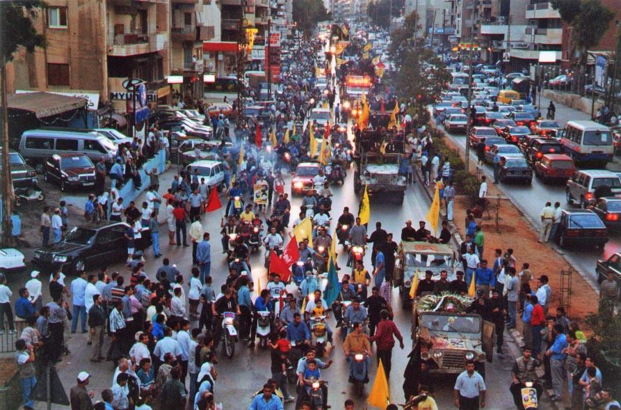 על המשבר הלבנוני: השקת ספר על האידיאולוגיה של החיזבאללה תערך בגדה השמאלית