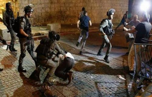 תוך שבועיים: כוחות הכיבוש הרגו נער בן 14 ופצעו 159 פלסטינים
